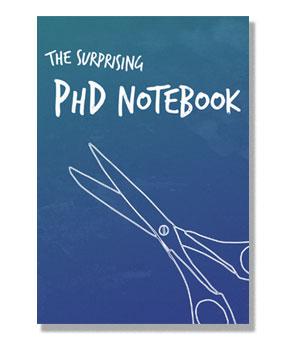 Notebook voor promovendi
