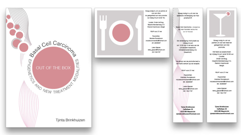 thesis covers design