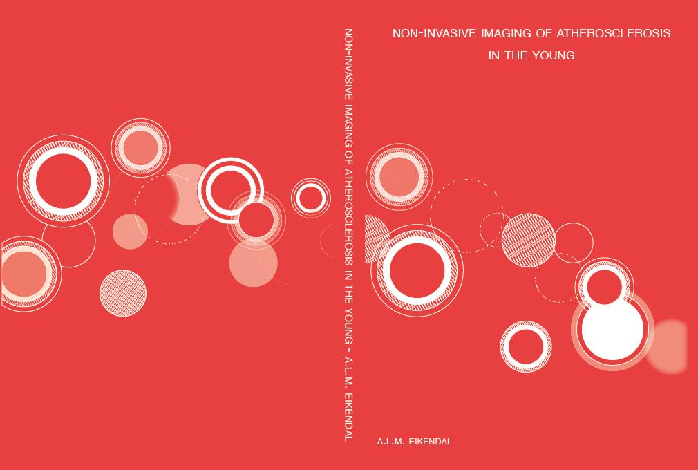 Proefschrift omslag ontwerp