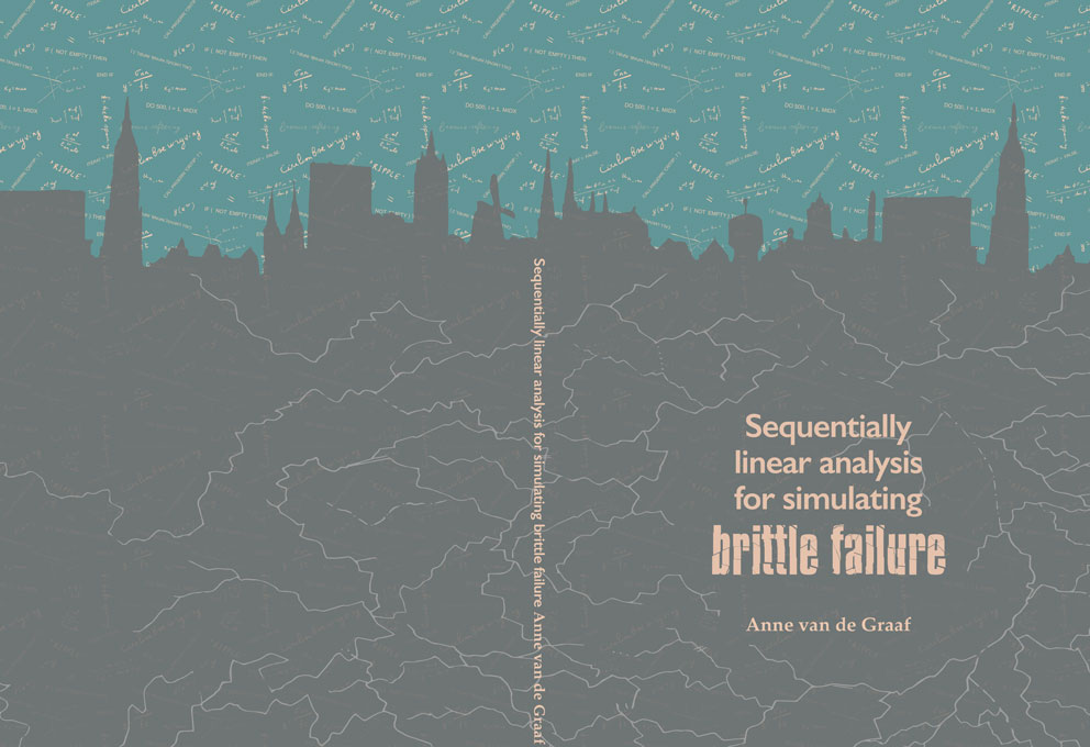 Thesis cover design