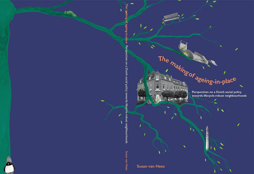 Proefschrift ontwerp cover