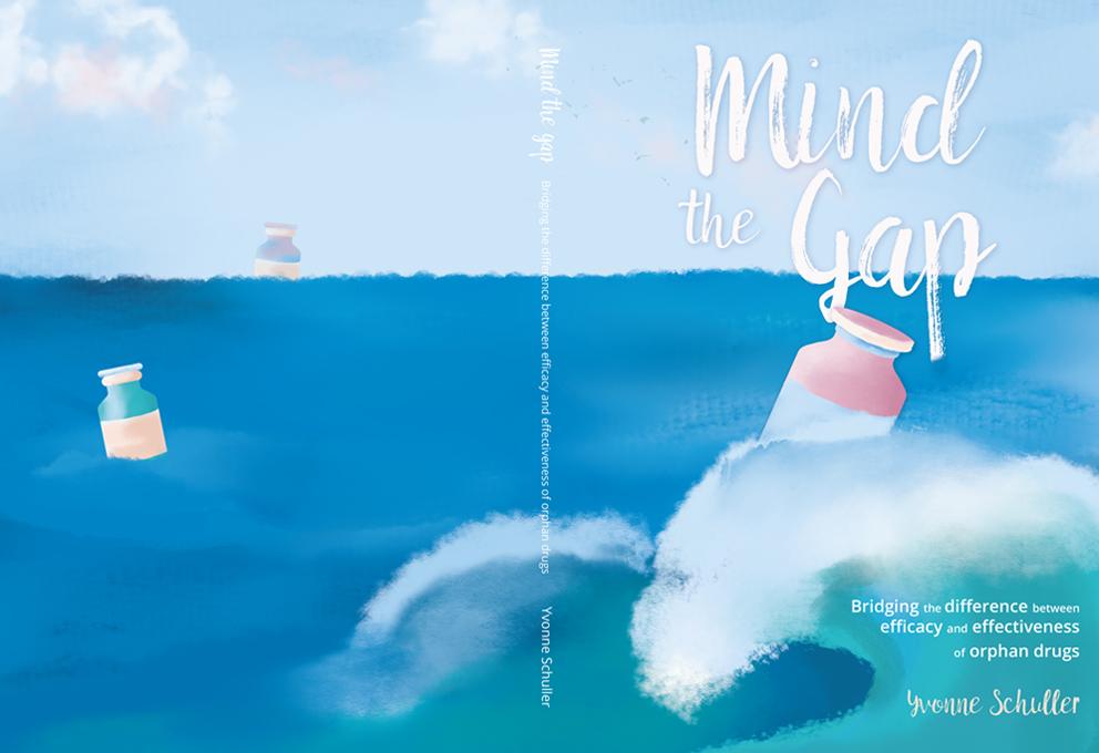 Proefschrift cover design