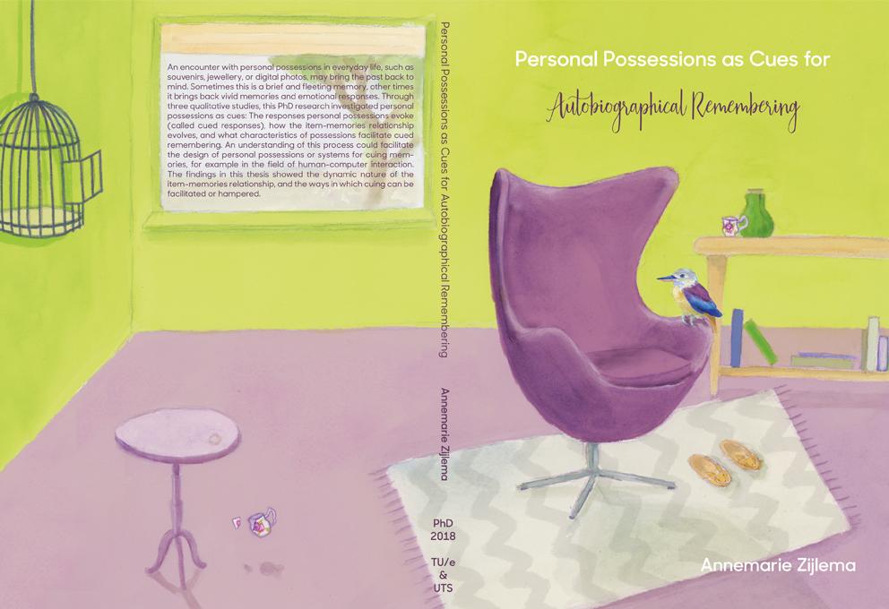 Proefschrift illustratie