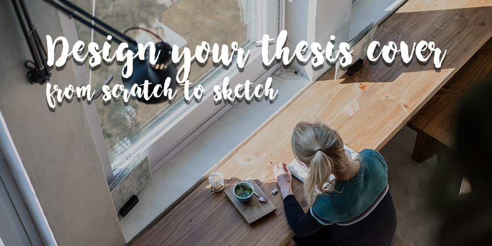 Design your thesis jacket!
